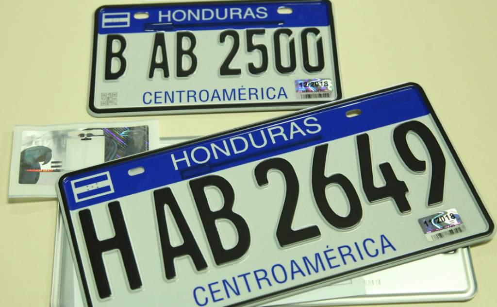 Calendario Fiscal 2019 Honduras.Lo Que Debes Saber Sobre Las Nuevas Placas En Honduras